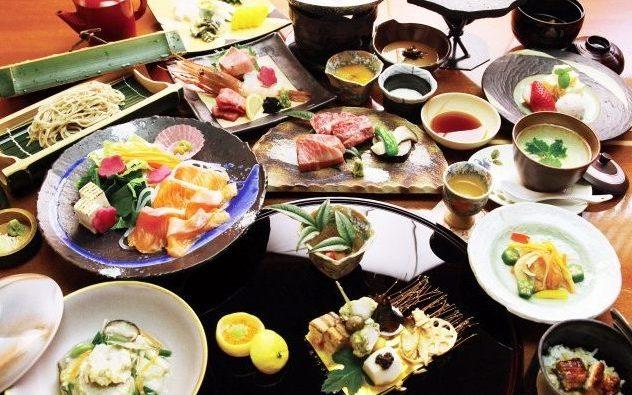 日式怀石料理